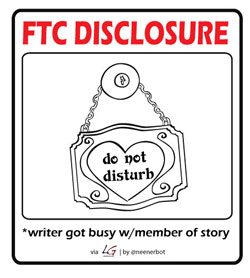 ftc gotbusy 250 Disclosures